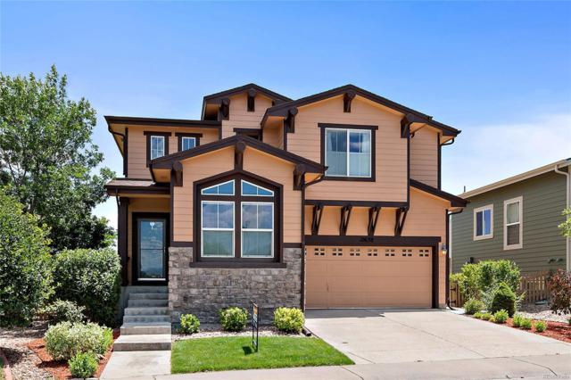 10638 Jewelberry Circle, Highlands Ranch, CO 80130 (#2757286) :: My Home Team