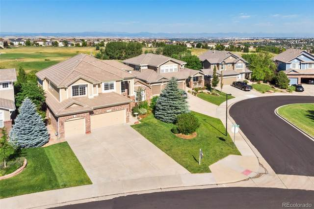 11731 Bent Oaks Street, Parker, CO 80138 (#2757362) :: Colorado Home Finder Realty