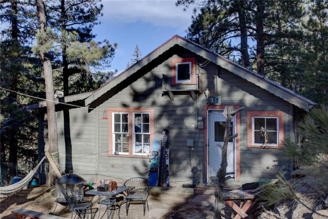 4962 Little Cub Creek Road, Evergreen, CO 80439 (#2757443) :: The City and Mountains Group