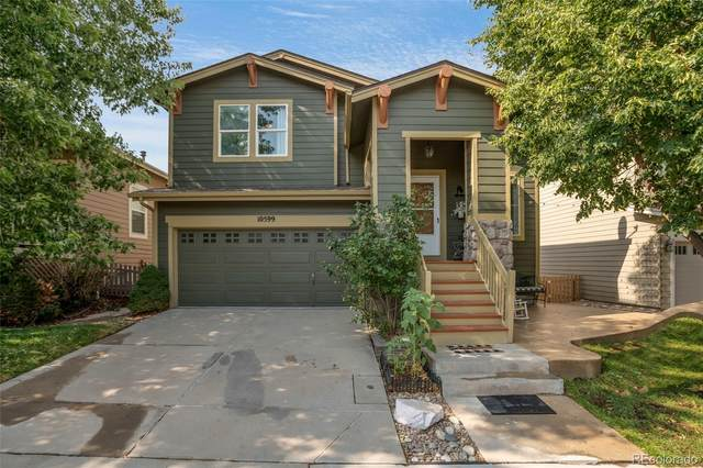 10599 Cherrybrook Circle, Highlands Ranch, CO 80126 (MLS #2757460) :: 8z Real Estate