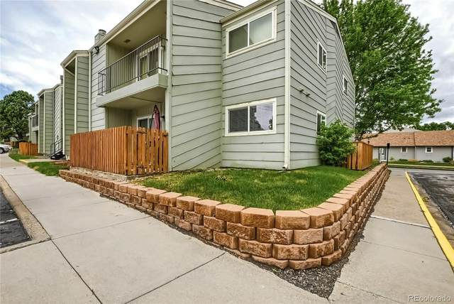 2330 E Fremont Avenue #19, Centennial, CO 80122 (MLS #2757595) :: 8z Real Estate