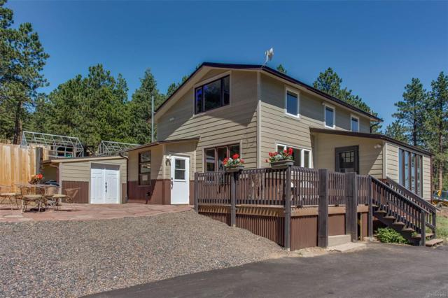200 The Lane Road, Golden, CO 80403 (#2757942) :: The City and Mountains Group