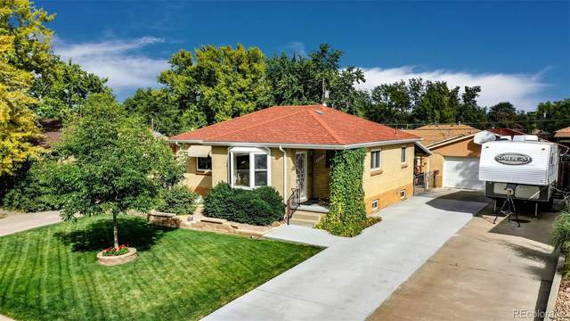 2530 S Wolff Street, Denver, CO 80219 (#2758080) :: The Griffith Home Team