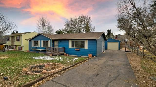 77 Lower Glenway Street, Palmer Lake, CO 80133 (#2758139) :: Harling Real Estate