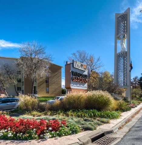 595 S Alton Way 5B, Denver, CO 80247 (#2758371) :: Finch & Gable Real Estate Co.
