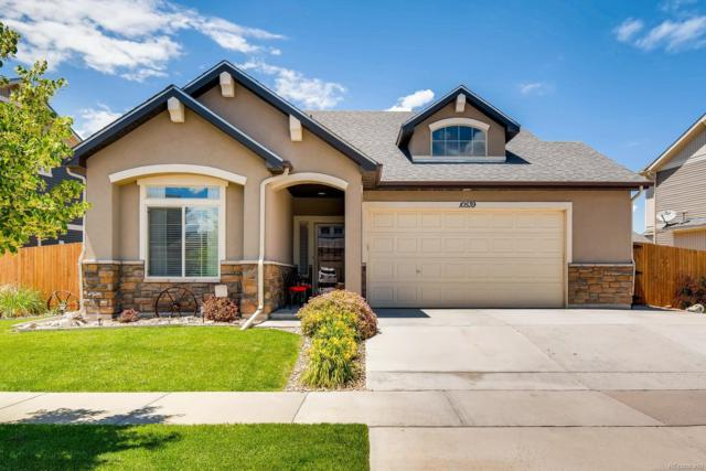 10539 Worchester Drive, Commerce City, CO 80022 (#2759286) :: The Peak Properties Group