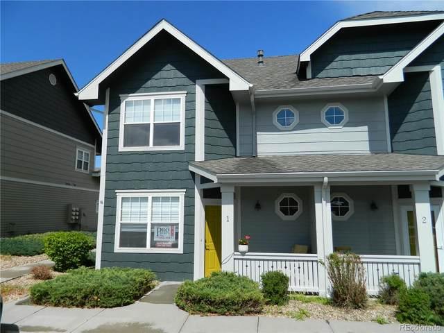 3332 Apple Blossom Way #1, Evans, CO 80634 (MLS #2759496) :: 8z Real Estate