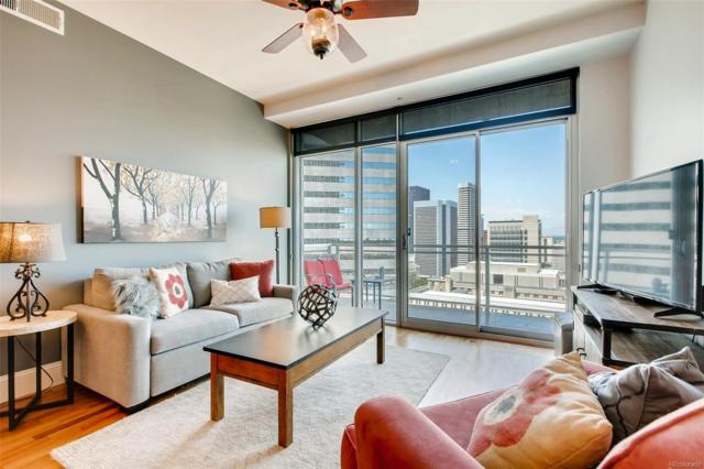 2001 Lincoln Street #1513, Denver, CO 80202 (#2759987) :: Colorado Home Finder Realty