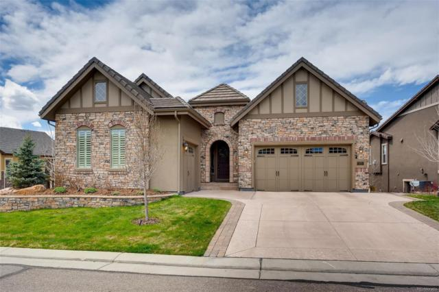 1085 Spirit Rock Point, Highlands Ranch, CO 80126 (#2760396) :: House Hunters Colorado