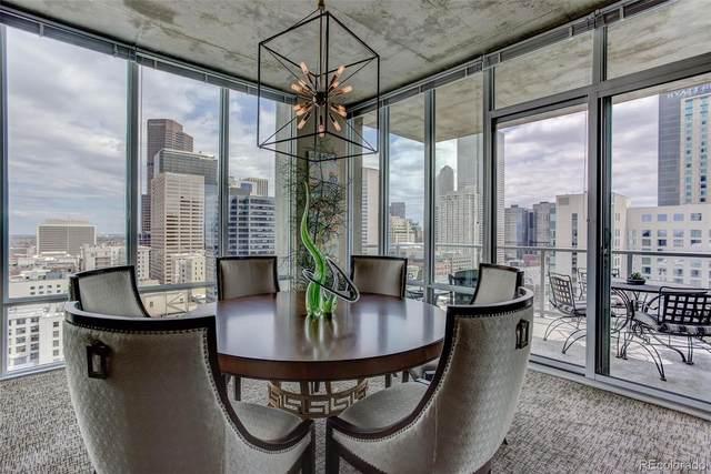 891 14th Street #2009, Denver, CO 80202 (MLS #2760479) :: 8z Real Estate