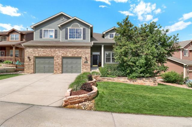8198 Oak Briar Way, Castle Pines, CO 80108 (#2760989) :: HomeSmart Realty Group