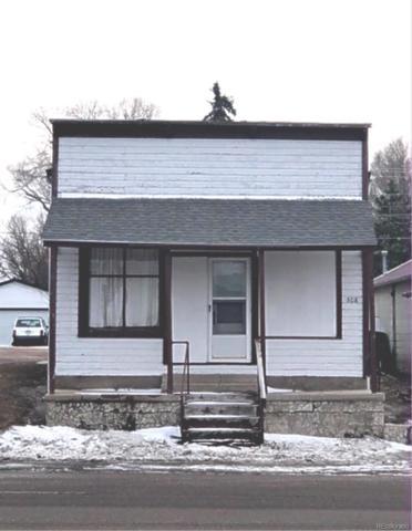 308 Comanche Street, Kiowa, CO 80117 (#2761352) :: The Heyl Group at Keller Williams