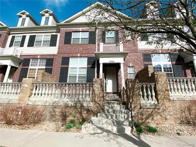 3766 S Dayton Street, Aurora, CO 80014 (#2762252) :: The Scott Futa Home Team