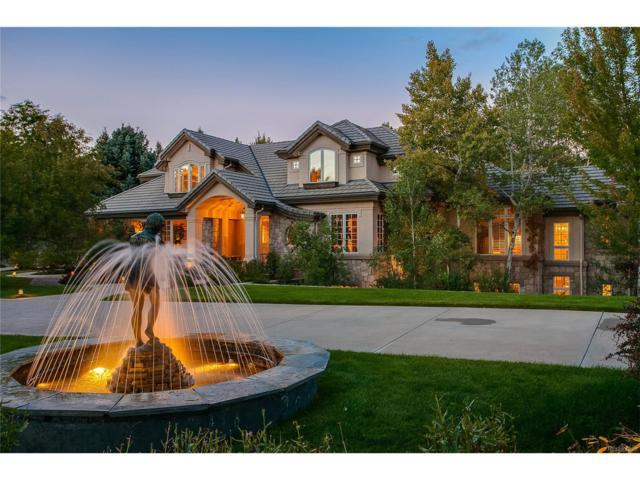 6 Churchill Drive, Cherry Hills Village, CO 80113 (MLS #2762598) :: 8z Real Estate