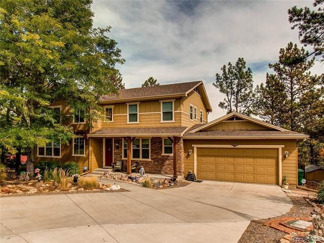 7862 Hillcrest Drive, Louviers, CO 80131 (#2763006) :: The DeGrood Team