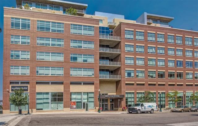 1411 Wynkoop Street #901, Denver, CO 80202 (#2763305) :: The Heyl Group at Keller Williams
