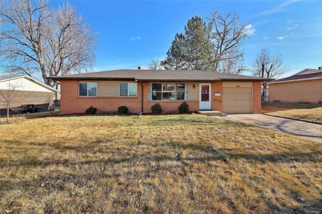 1510 29th Avenue, Greeley, CO 80634 (MLS #2763343) :: Kittle Real Estate