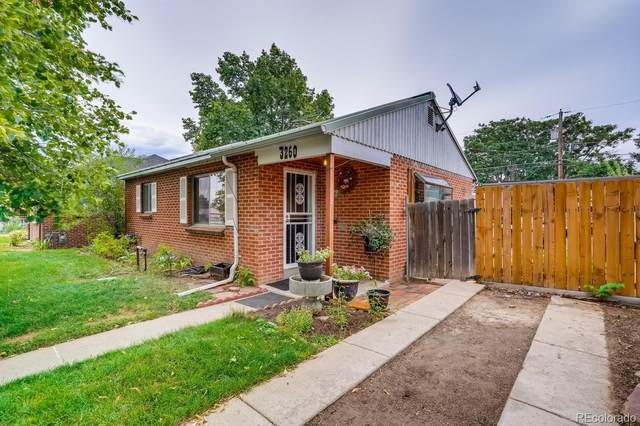 3260 Oneida Street, Denver, CO 80207 (MLS #2763366) :: 8z Real Estate
