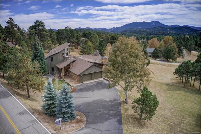 2890 Interlocken Drive, Evergreen, CO 80439 (#2763773) :: The Healey Group