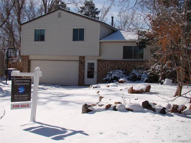 4933 S Flower Way, Littleton, CO 80123 (#2764101) :: The Griffith Home Team