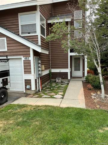 485 Mountain Vista Circle #5, Steamboat Springs, CO 80487 (#2764212) :: The DeGrood Team