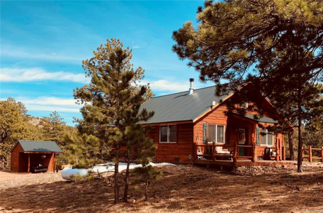 238 Shoshone Trail, Westcliffe, CO 81252 (#2765016) :: Mile High Luxury Real Estate