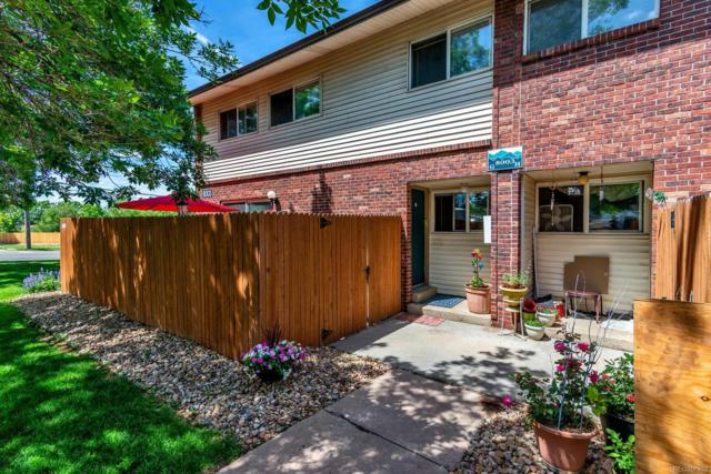 8003 Wolff Street G, Westminster, CO 80031 (#2765500) :: The Heyl Group at Keller Williams
