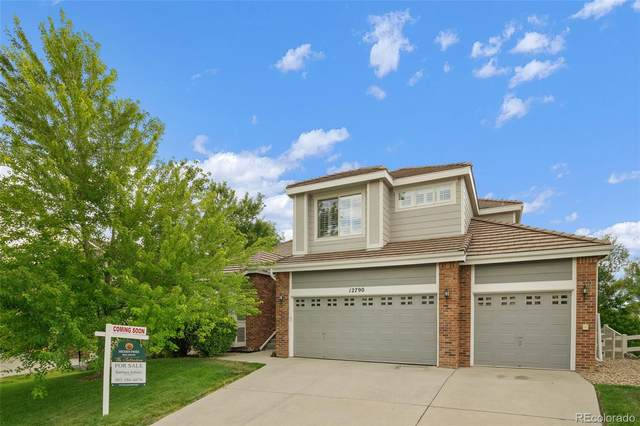 12790 Espera Way, Parker, CO 80134 (MLS #2765745) :: Keller Williams Realty