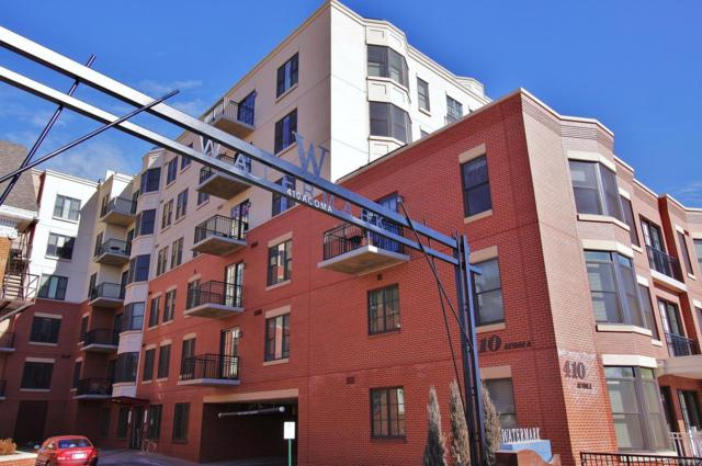 410 Acoma Street #306, Denver, CO 80204 (#2765908) :: The City and Mountains Group