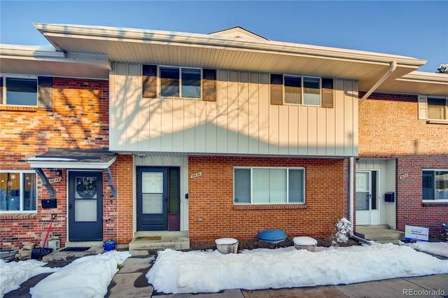 9036 E Nassau Avenue, Denver, CO 80237 (MLS #2765989) :: Kittle Real Estate
