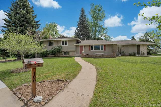 100 Inca Parkway, Boulder, CO 80303 (#2766190) :: The Healey Group