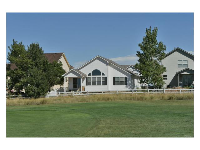 371 Clubhouse Drive, Fort Lupton, CO 80621 (MLS #2766341) :: 8z Real Estate