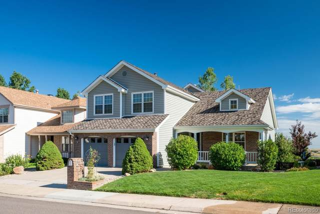 15875 W Ellsworth Place, Golden, CO 80401 (#2766773) :: Peak Properties Group