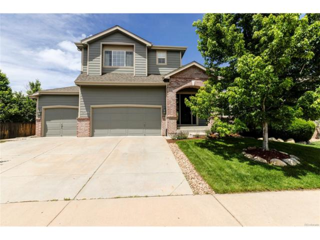 17169 Cornerstone Drive, Parker, CO 80134 (MLS #2766905) :: 8z Real Estate