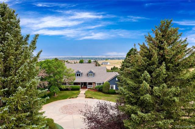 6686 E Sage Lane, Parker, CO 80138 (#2766969) :: Realty ONE Group Five Star