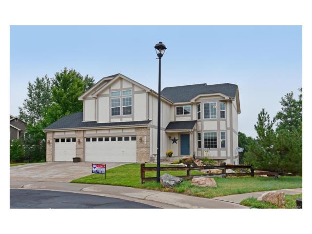 1840 Cooper Court, Castle Rock, CO 80109 (MLS #2767434) :: 8z Real Estate