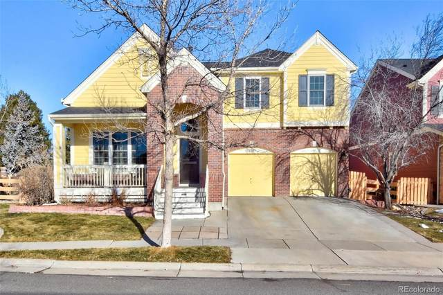 13591 W 85th Drive, Arvada, CO 80005 (#2767801) :: Bring Home Denver with Keller Williams Downtown Realty LLC