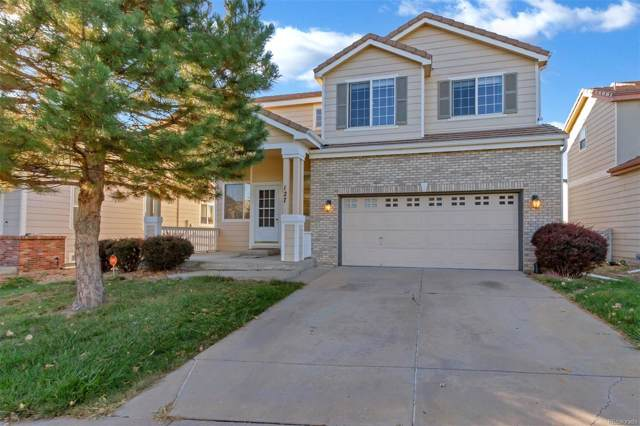 127 S Altura Court, Aurora, CO 80012 (#2767803) :: James Crocker Team