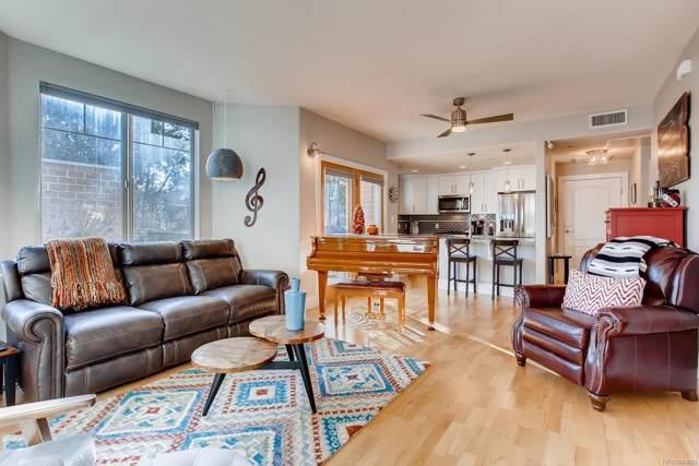 1570 Milwaukee Street #130, Denver, CO 80206 (#2768189) :: HomeSmart Realty Group