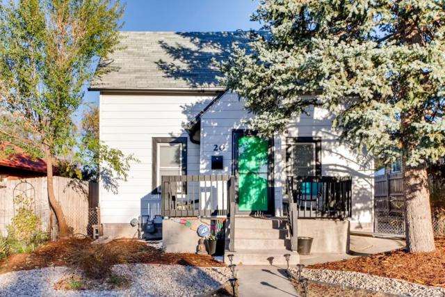 20 Hazel Court, Denver, CO 80219 (#2768337) :: My Home Team