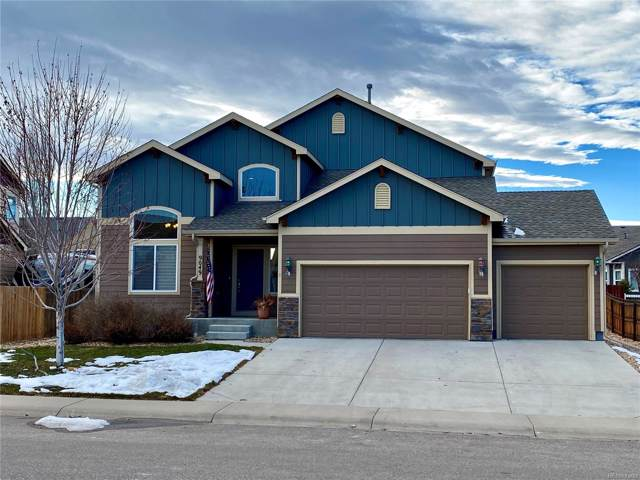 9049 Sandpiper Drive, Frederick, CO 80504 (MLS #2768415) :: 8z Real Estate