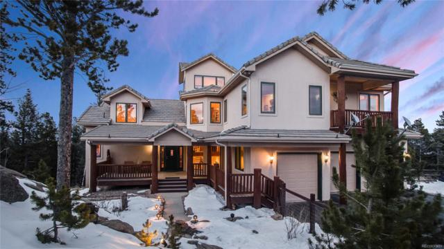 10935 Beas Drive, Conifer, CO 80433 (#2768527) :: Structure CO Group