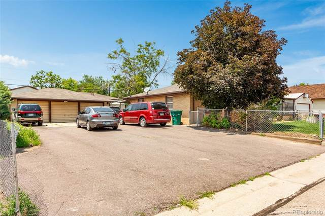 3005 Sunset Drive, Evans, CO 80620 (#2768574) :: The DeGrood Team