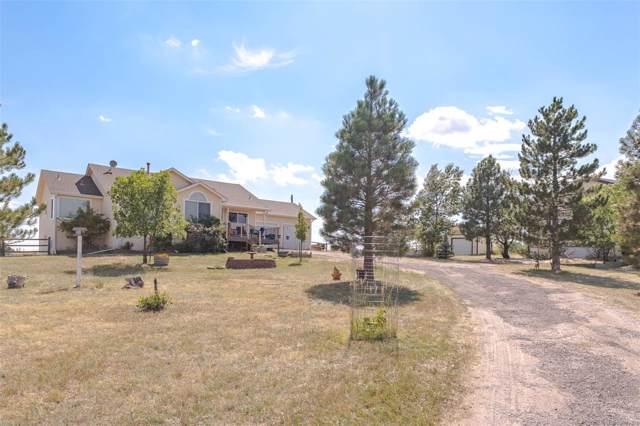 1723 Pawnee Parkway, Elizabeth, CO 80107 (MLS #2768639) :: 8z Real Estate