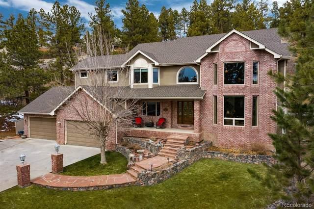 74 Red Deer Road, Franktown, CO 80116 (#2768698) :: Mile High Luxury Real Estate