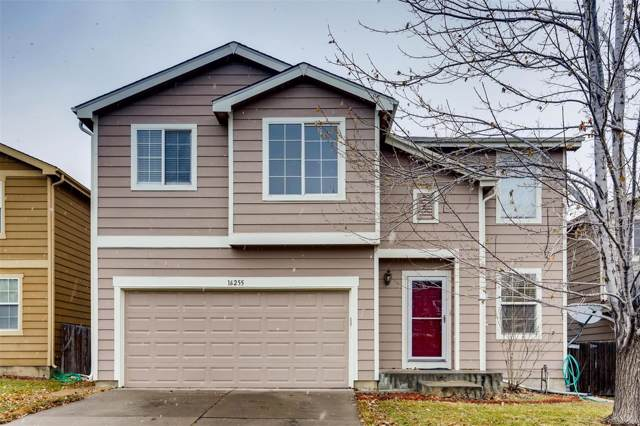 16255 E Phillips Drive, Englewood, CO 80112 (MLS #2768969) :: 8z Real Estate