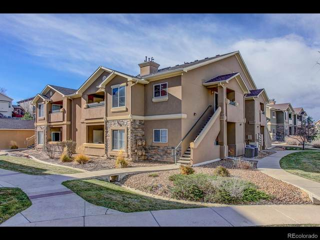 4730 Copeland Circle #203, Highlands Ranch, CO 80126 (#2769108) :: The Harling Team @ Homesmart Realty Group