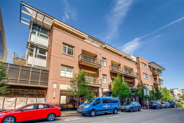191 Clayton Lane #305, Denver, CO 80206 (#2769125) :: Mile High Luxury Real Estate