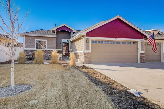 2925 68th Avenue, Greeley, CO 80634 (#2769155) :: The Gilbert Group