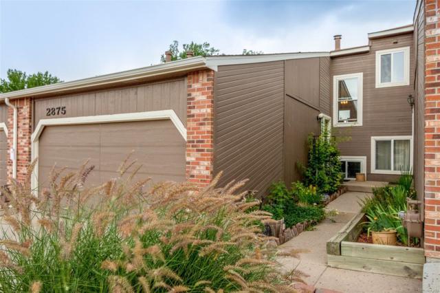 2875 W Davies Avenue, Littleton, CO 80120 (#2769193) :: HomeSmart Realty Group